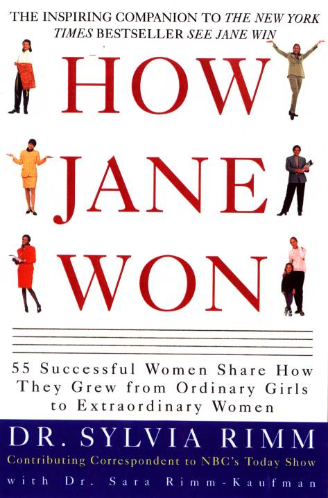 How Jane Won book (53796 bytes)